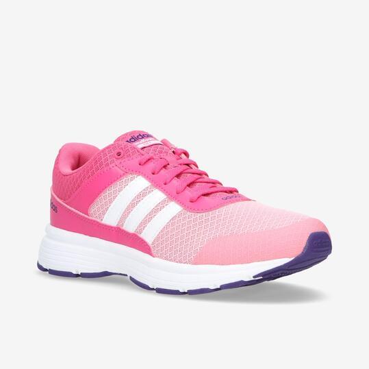 ADIDAS CLOUD Zapatillas Running Rosa Niña (36,5-40)