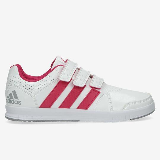 ADIDAS TRAINER Zapatillas Casual Blancas Niña (28-35)