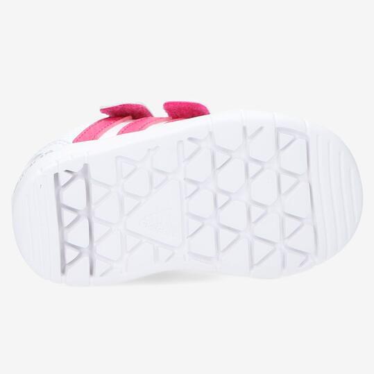 ADIDAS TRAINER Zapatillas Casual Blancas Niña (20-27)