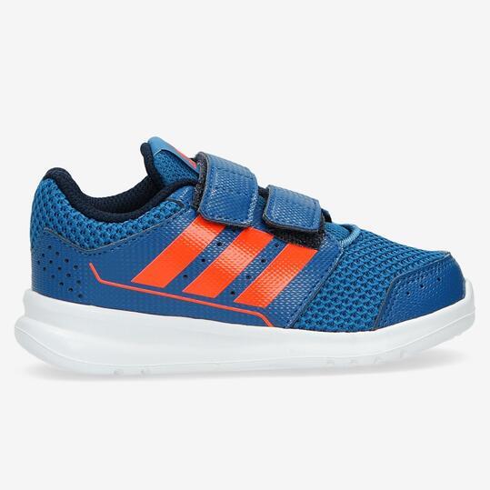 ADIDAS IK Zapatillas Running Azul Niño (20-27)