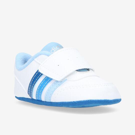 ADIDAS JOG Zapatillas Bebé Blancas