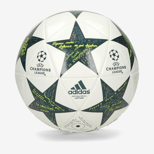 ADIDAS FINALE Balón Fútbol Blanco