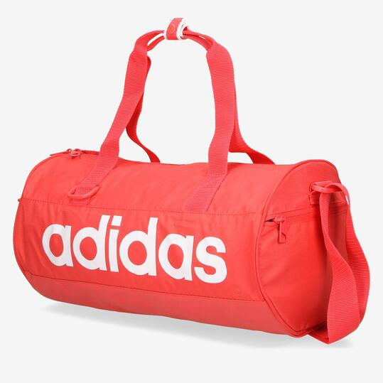 ADIDAS LINEAR PERFORMANCE Bolsa Deporte Mini Roja