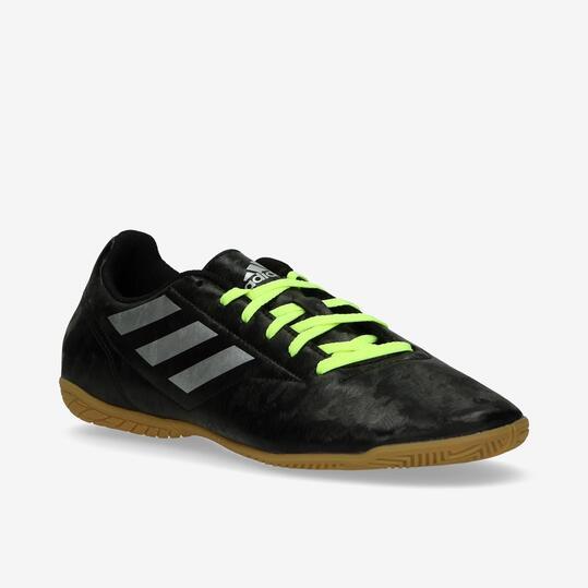 adidas negras futbol sala
