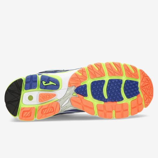 JOMA HISPALIS 605 Zapatillas Running Azul Hombre