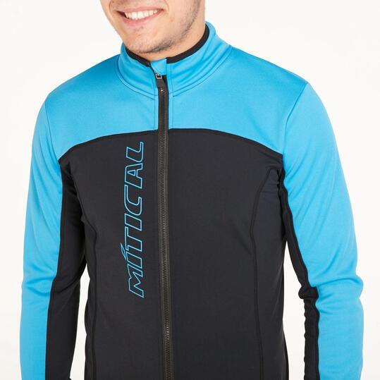 Chaqueta Ciclismo Azul Hombre Mitical Bronce