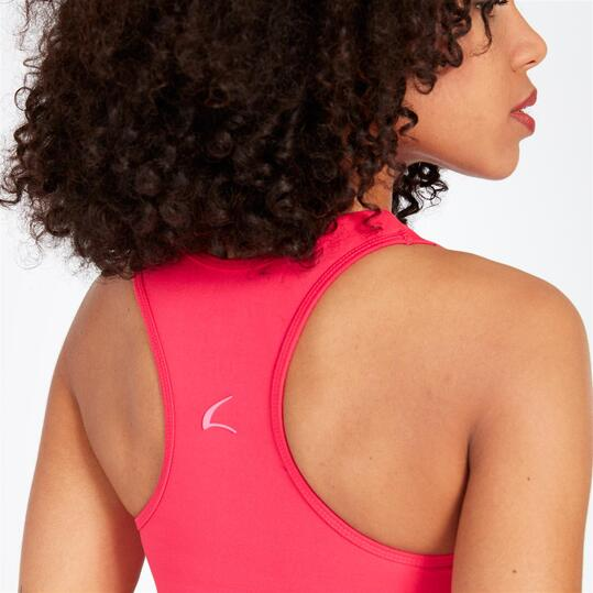 Top Deportivo Gym ILICO Fucsia Mujer