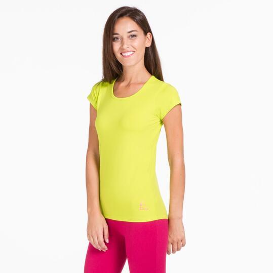 Camiseta Gym ILICO Lima Mujer