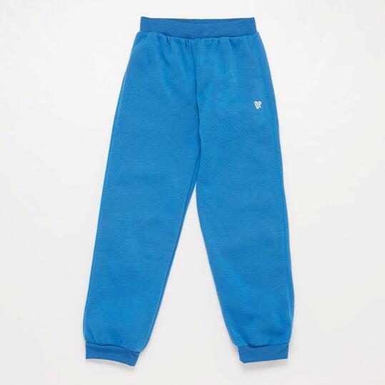 Pantalón Chándal UP BASIC Azul Niño (10-16)