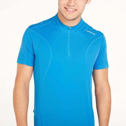 Maillot Ciclismo Azul Hombre Mitical Bronce