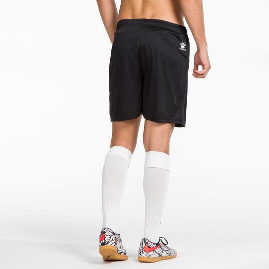KELME Pantalón Fútbol Negro Hombre