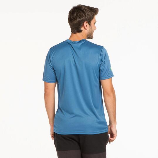 Camiseta Denim BORIKEN HUNZA Hombre