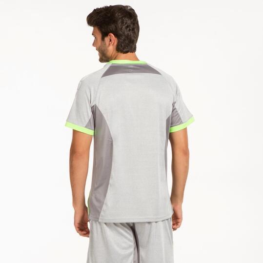 Camiseta Fútbol DAFOR Gris Hombre