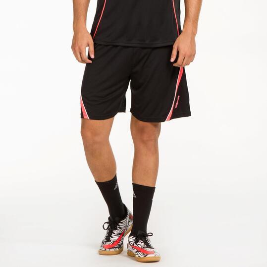 Pantalón Fútbol DAFOR Negro Hombre
