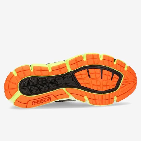 SAUCONY PROPEL VISTA Zapatillas Running Negras Hombre