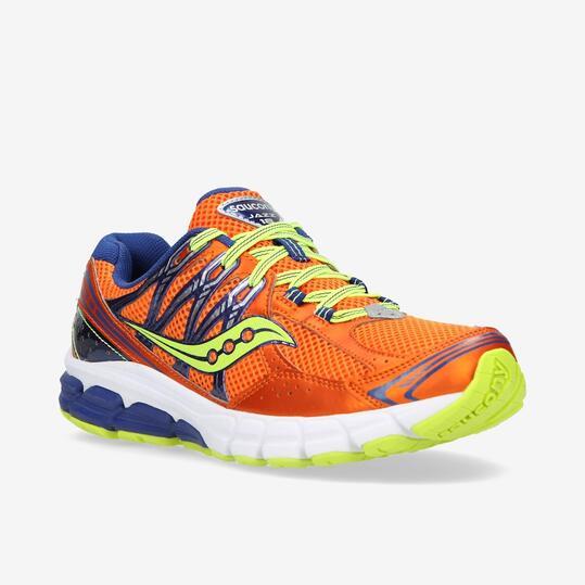 SAUCONY JAZZ 18 Zapatillas Running Naranja Hombre