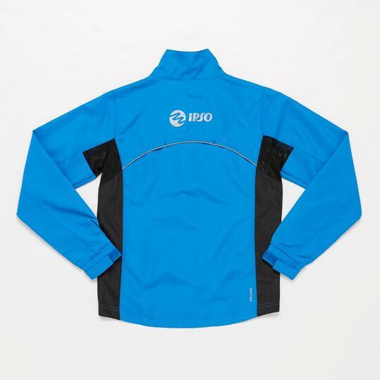 Cortavientos Running IPSO Azul Niño (10-16)