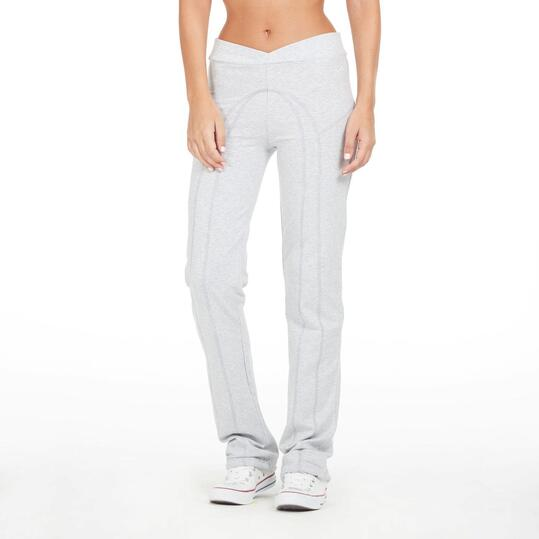 Mallas Largas SILVER BASIC Gris Mujer