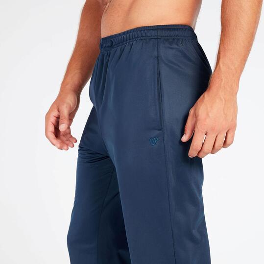 Pantalón Largo Acetato UP BASIC Marino Hombre