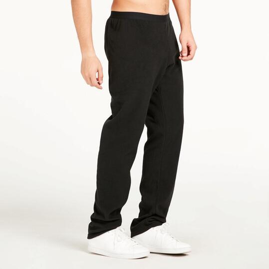 Pantalón Largo Polar UP BASIC Negro Hombre