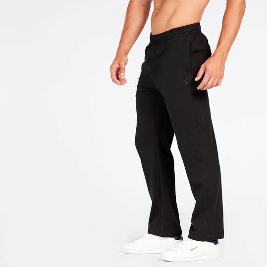 Pantalón Largo UP BASIC Negro Hombre