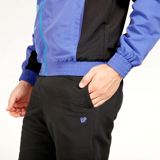 Chándal Microfibra UP BASIC Azul Hombre