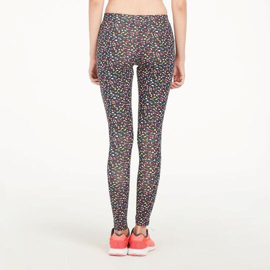 Leggins Estampados UP BASIC Multicolor Mujer