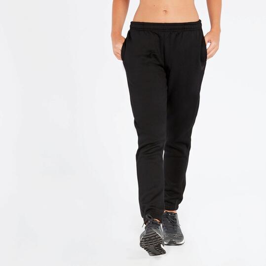 Pantalón Jogger Negro Mujer Up