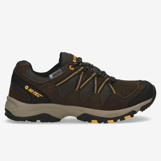 Zapatos marrones HI-TEC para hombre BofvcTO07N