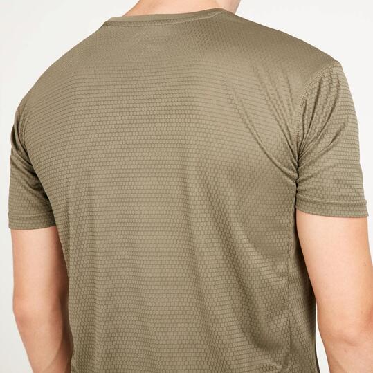 GAMO Camiseta Caza Verde Kaki Hombre