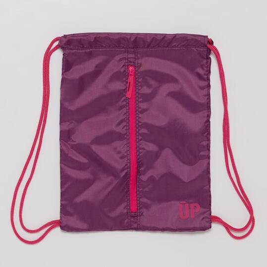 Gymsack UP Morado Fucsia