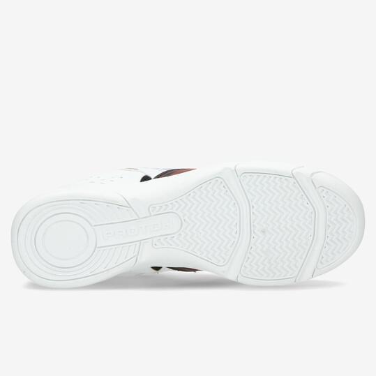 Zapatillas Tenis PROTON MASTER Blanco Negro Hombre