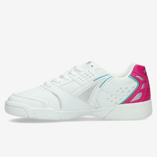Zapatillas Tenis PROTON MASTER Blancas Mujer
