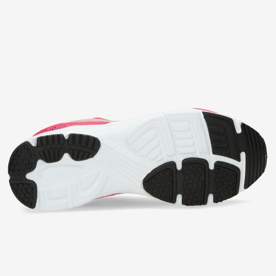 Zapatillas Running IPSO TECH Fucsia Mujer