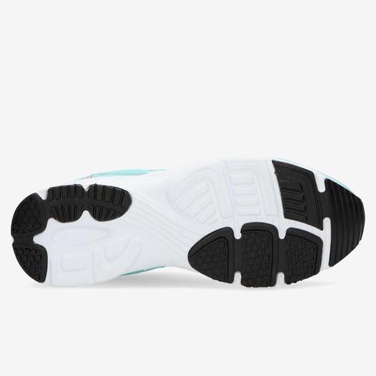 Zapatillas Running IPSO TECH Turquesa Mujer