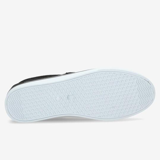 Slip On Lona UP Estampado Gris Hombre