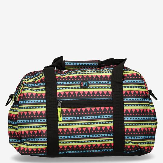 Bolsa Deporte SILVER Mediana Estampado Multicolor