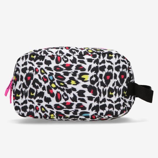 Neceser  Estampado SILVER Leopardo Multicolor