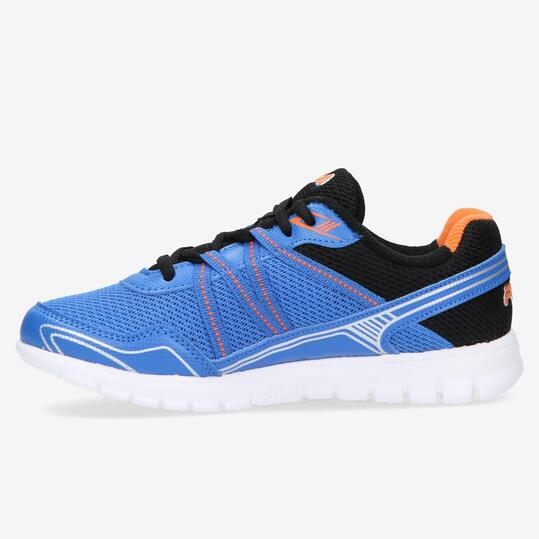 FILA FICTION Zapatillas Running Azul Niño