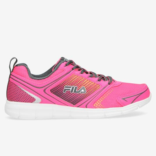 FILA WINDSTAR Zapatillas Running Fucsia Mujer