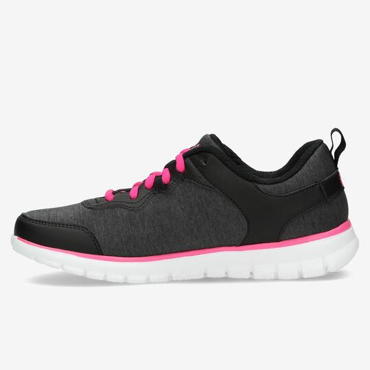 FILA LITE MOTION HEATHER Zapatillas Running Gris Mujer