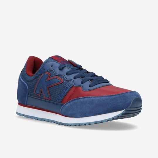 KELME Sneakers Serraje Marino Hombre