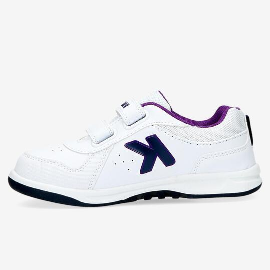 Zapatillas Casual KELME Velcro Niña (28-35)