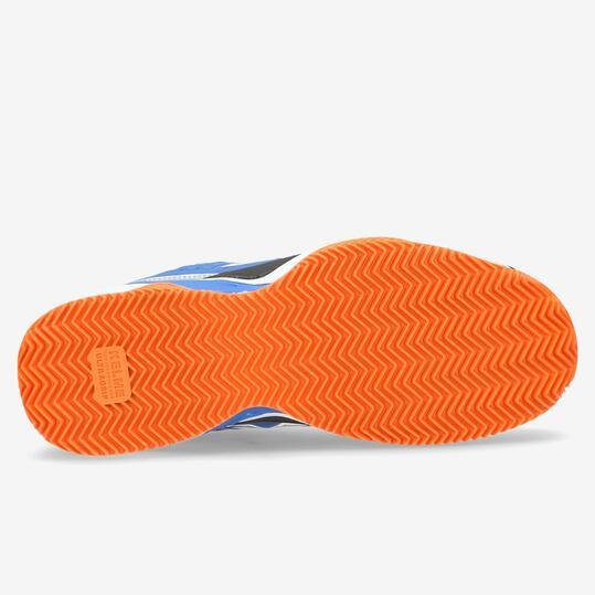KELME Zapatillas Pádel Azul Mujer