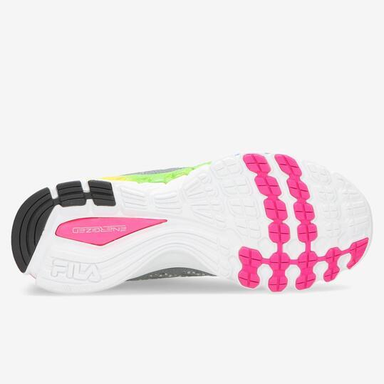FILA MATADOR Zapatillas Running Gris Mujer