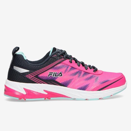 FILA LAZERLITE Zapatillas Running Rosa Mujer