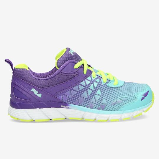 FILA GUARDIAN ENERGIZED Zapatillas Running Morado Niña (28-35)