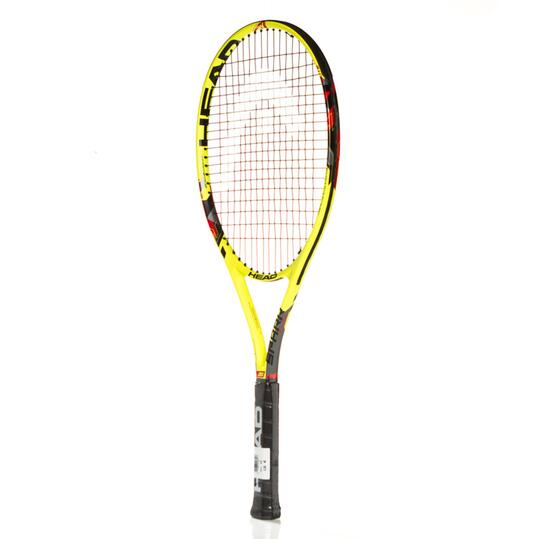 HEAD SPARK ELITE Raqueta Tenis Amarillo Negro