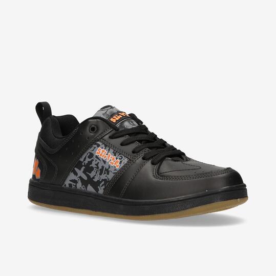 Zapatillas Skate SILVER Negro Hombre