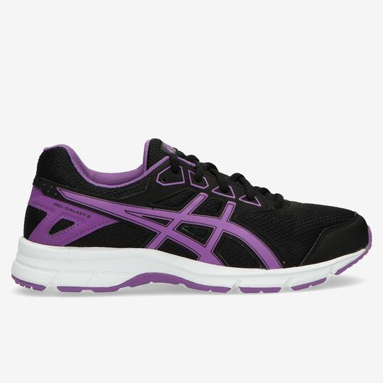 ASICS GEL GALAXY Zapatillas Running Negro Niña (36-40)
